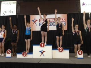 USA Gymnastics Championships – Day 4