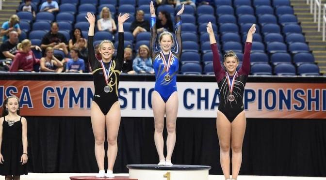 USA Gymnastics Championships – Day 5